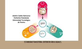 Copy of Estabilidad Transitoria: Criterio De Áreas Iguales