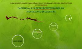 CAPÍTULO 3. EL REVERDECIMIENTO DEL YO: MOVIMIENTO ECOLOGISTA