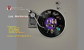 Los Rockeros.