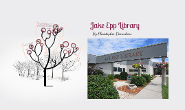Copy of Jake Epp Library