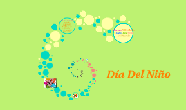 Copy of Dia Del Niño