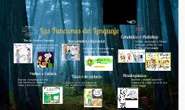 Copy of Las Funciones del Lenguaje