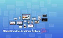 Maquetando CSS con Sass