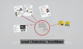 Israel -PalestinaKonflikten