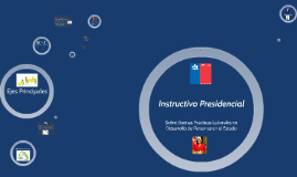 Copy of Instructivo Presidencial