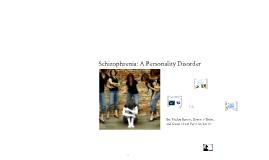 Copy of schizophrenia project