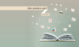Copy of THE SIMPLE GIFT - Exploring Transitions HSC
