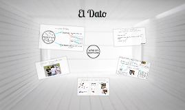 Copy of El dato y su significado
