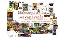 Copy of Anyanevelés, méhtenyésztés