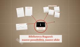 Biblioteca Ragazzi: