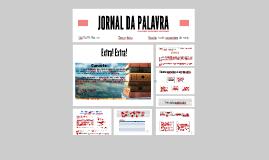 JORNAL DA PALAVRA