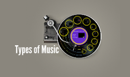 Copy of Types of Music