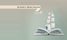 The Readers' Advisory Interview