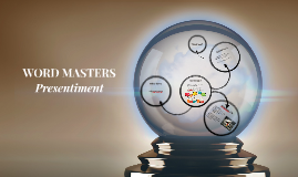 Word Masters - Presentiment