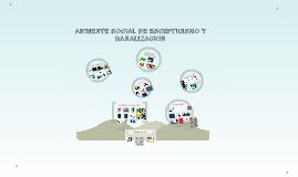 AMBIENTE SOCIAL DE ESCEPTICISMO Y BANALIZACION