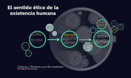 Copy of Tema 01: El sentido ético de la existencia humana