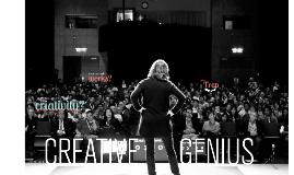 Find your Creative Genius