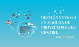 GESTIÓN DE CENTRO POR PROYECTOS