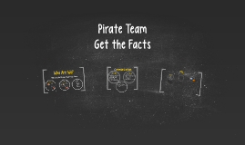 Get the Facts-Pirate Team