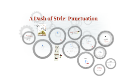 A Dash of Style: Punctuation