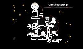 Copy of Quiet Leadership