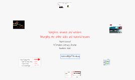 Vampires, viruses and vendors
