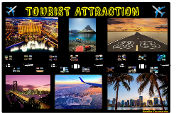 TOURIST ATTRACTION USA