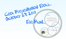 Cool Presentation Tools: October 28, 2010