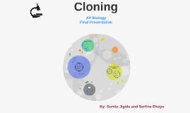AP Bio Cloning