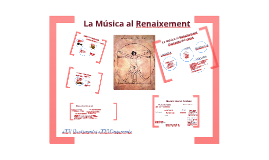 Copy of La Música al  Renaixement