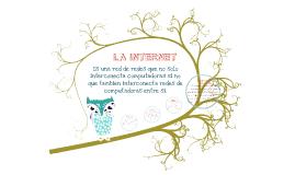 Mapa Conceptual Sobre la Internet