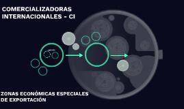 COMERCIALIZADORAS INTERNACIONALES - CI
