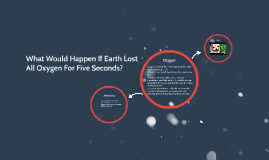 What Would Happen If Earth Lost All Oxygen For Five Seconds?
