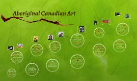 Copy of Aboriginal Canadian Art