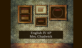 English IV AP