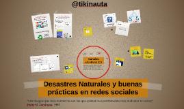 Buenas prácticas en redes socies