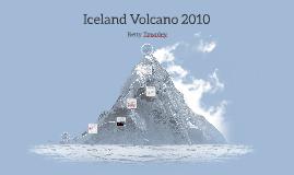 Iceland Volcano 2010