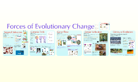 Evolution 2: Evolutionary Forces