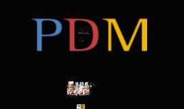 PDM presentación Comercial