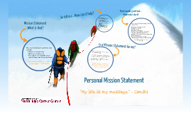 Personal Mission Statement 2