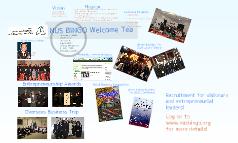 NUS BINGO Welcome Tea