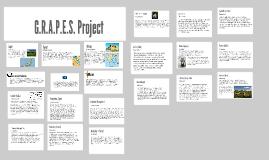 G.R.A.P.E.S. Project