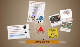 Bemutatkozó anyag - Atys-co Kft.