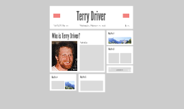 Terry Driver