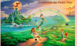 Copy of Síndrome de Peter Pan