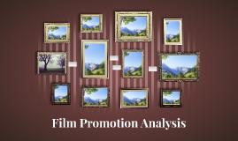 Film Promotion Analysis