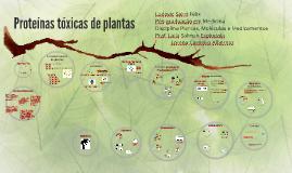 Proteínas tóxicas de plantas