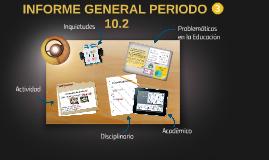 INFORME PERIODO 3