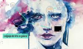 Lenguaje del Arte en general (Composición conceptual)