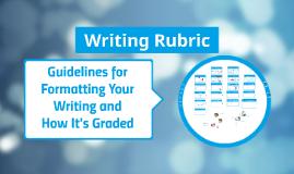 5 - Writing Rubric